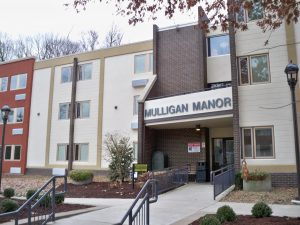 Mulligan Manor Apartments view